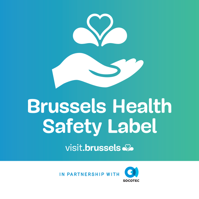 Brussels Safety Health Label