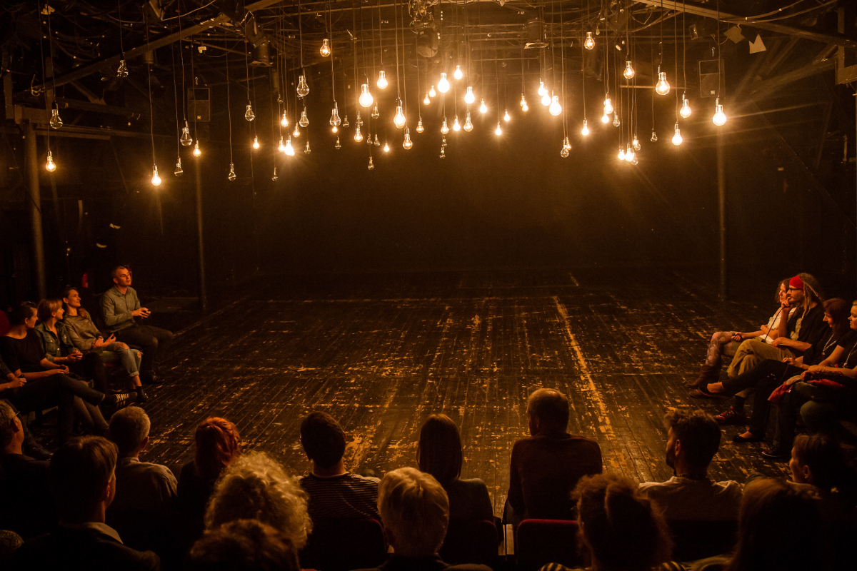 Tonight Lights Out David Weber Krebs Kaaitheater