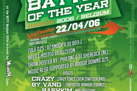 The Battle of the year 2006