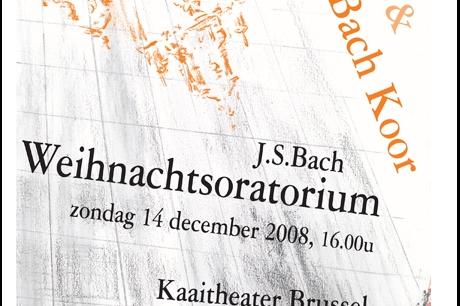 J.S. Bach, Weihnachtsoratorium - Cantates 1, 2, 3 & 6