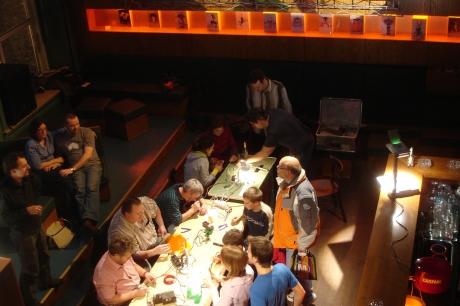 Overhead Robots Workshops
