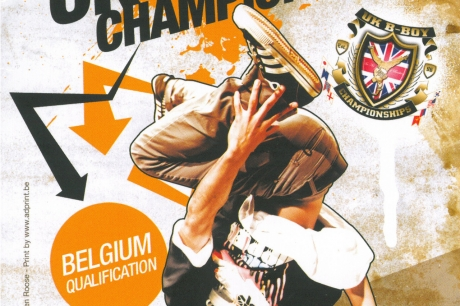 The UK BBOY Championship - Belgium Qualification