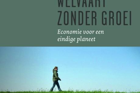 Boekvoorstelling & debat 'Welvaart zonder groei'