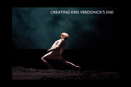 Listen To the Bloody Machine - creating Kris Verdonck's END
