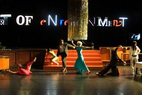 The Art of Entertainment, Needcompany speelt de dood van Dirk Roofthooft