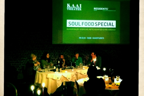 Soul Food Special: Mette Ingvartsen, Eleanor Bauer, Ivo Dimchev & Kris Verdonck