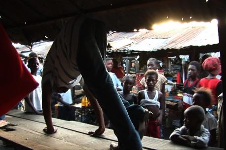 Kinshasa, ville en mouvement