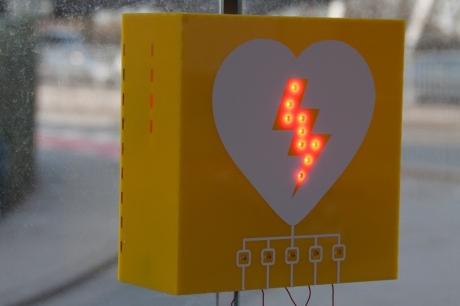 Urban Defibrillator