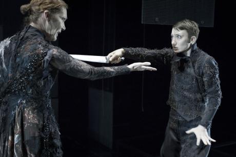 Hamlet vs Hamlet