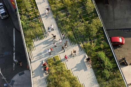 Parken en groene ruimten in de 21ste eeuwse stad