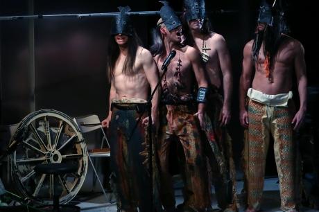 CRY, TROJANS! (Troilus & Cressida)