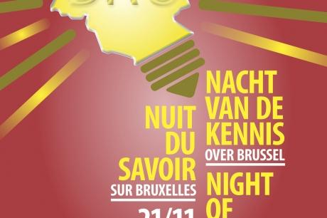 Nacht van de Kennis over Brussel