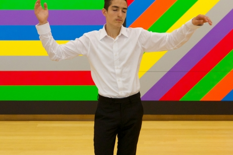 A Possibility of an Abstraction: Square Dance