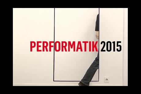 Performatik 2015