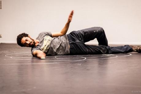 Dansinitiatie Radouan Mriziga
