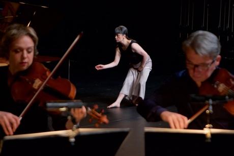 Piano and String Quartet