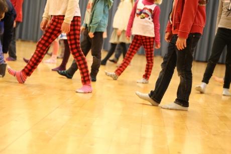 Kunstendag voor Kinderen: Nextgen Rosas (6-9 jaar)