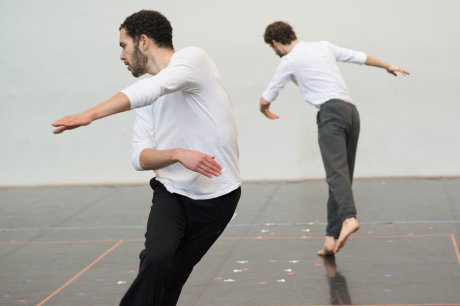 Salva Sanchis en Anne Teresa De Keersmaeker over A Love Supreme