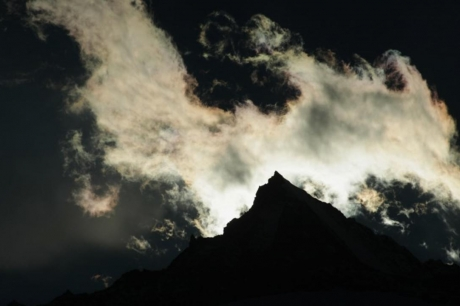 A Philosophers Walk/Talk on the Sublime