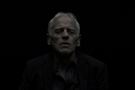 ACT. Johan Leysen plays Beckett