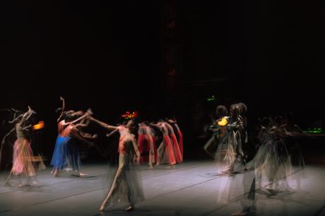 Programmablad 'Dances of death'