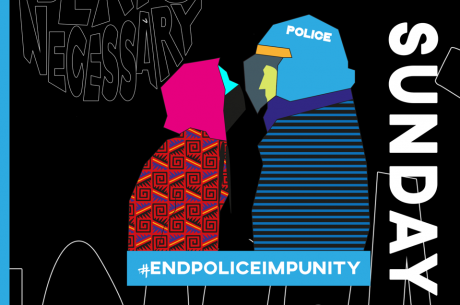 By any beats necessary: stop police impunity
