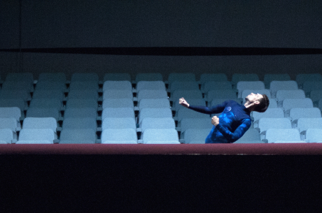 Théâtre durant corona