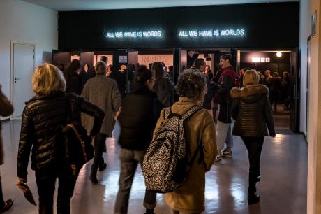 Kaaitheater zoekt jobstudenten