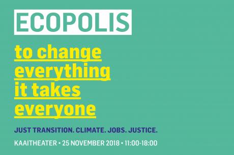 VIDEO: Ecopolis 2018 - Just Transition