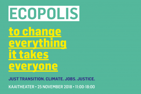 VIDEO: Ecopolis 2018 - Just Transition