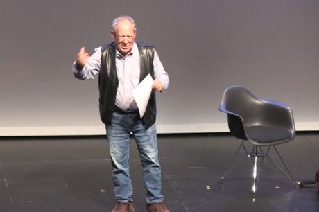 VIDEO: Richard Schechner