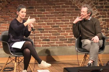 VIDEO: Artist talk met Patrícia Portela