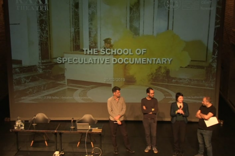 VIDEO: Symposium   The School of Speculative Documentary