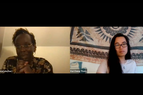 VIDEO: Olave Talks with Kai-Cheng Thom