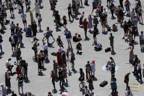 Werkgroep: voorstel tot hervorming van de sociale zekerheid voor kunstenaars