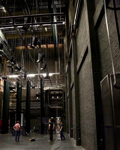 Vacature Allround Theatertechnicus (M/V/X)