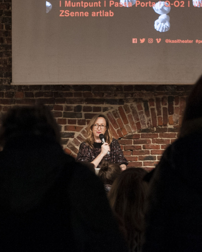 PERFORMATIK VIDEO: Salon #1 - Dorothea von Hantelmann/opening lecture