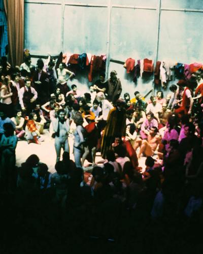 PARADISE NOW (toen en nu):  Over revolutionair theater