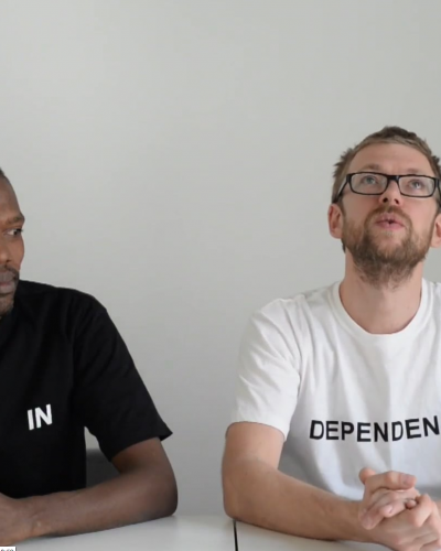 PERFORMATIK VIDEO: Alioum Moussa & Maarten Vanden Eynde