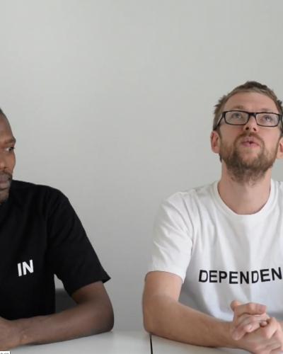 PERFORMATIK VIDEO: Alioum Moussa & Maarten Vanden Eynde
