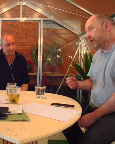VIDEO: Radio Etoile #5 - Over de (on)macht van het woord