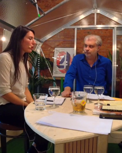 VIDEO: Radio Etoile #7 - Over herpolitisering in de kunst