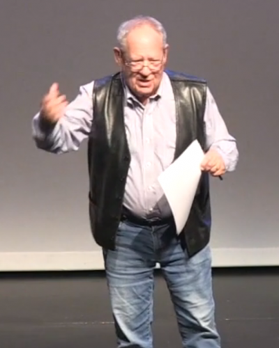 VIDEO: Richard Schechner