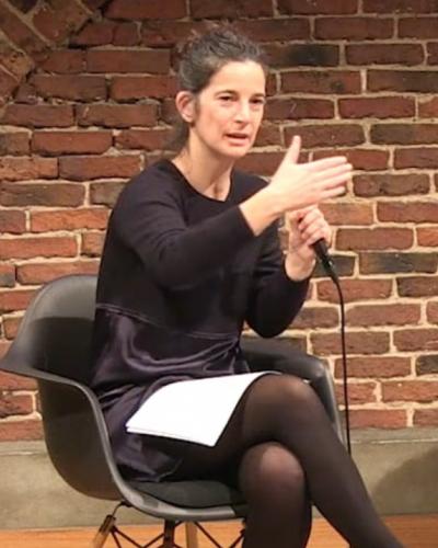 VIDEO: Artist talk with Patrícia Portela