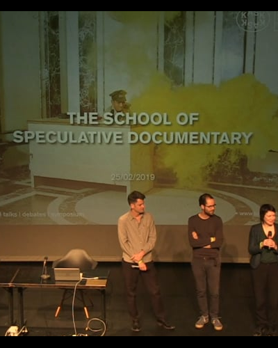 VIDEO: Symposium | The School of Speculative Documentary