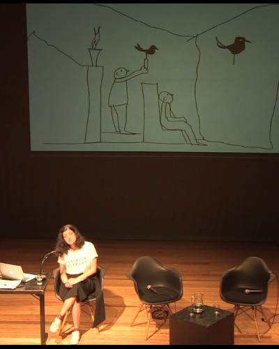 VIDEO: Bojana Cvejić on Aesthetic individualism