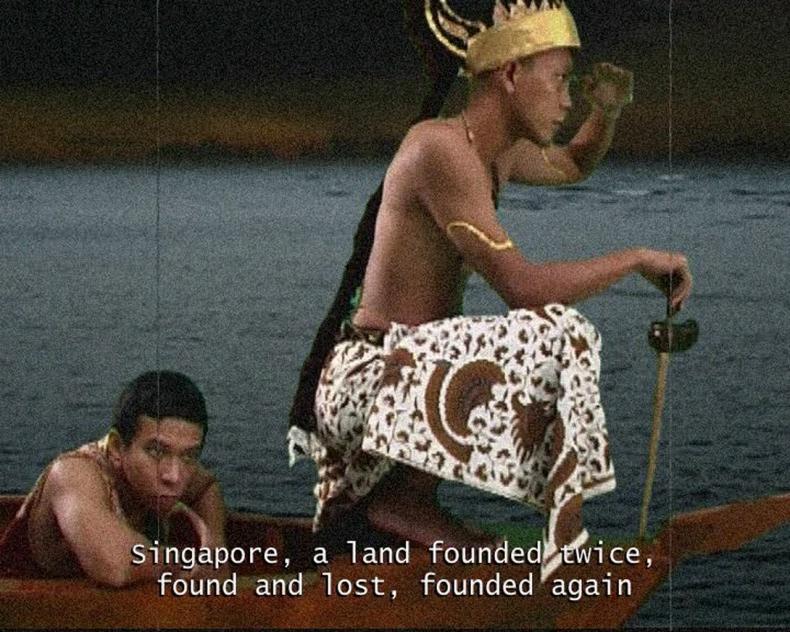 Utama, Every Name in History is I