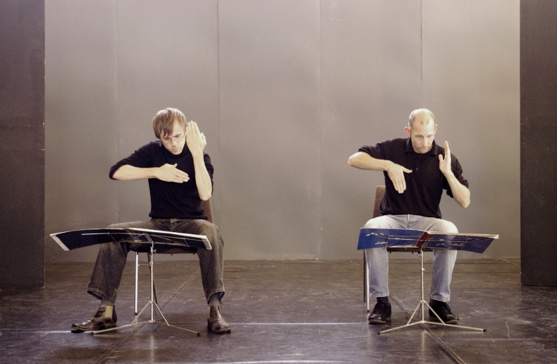 Helmut Lachenmann, Salut für Caudwell | Martin Siewert, New Work