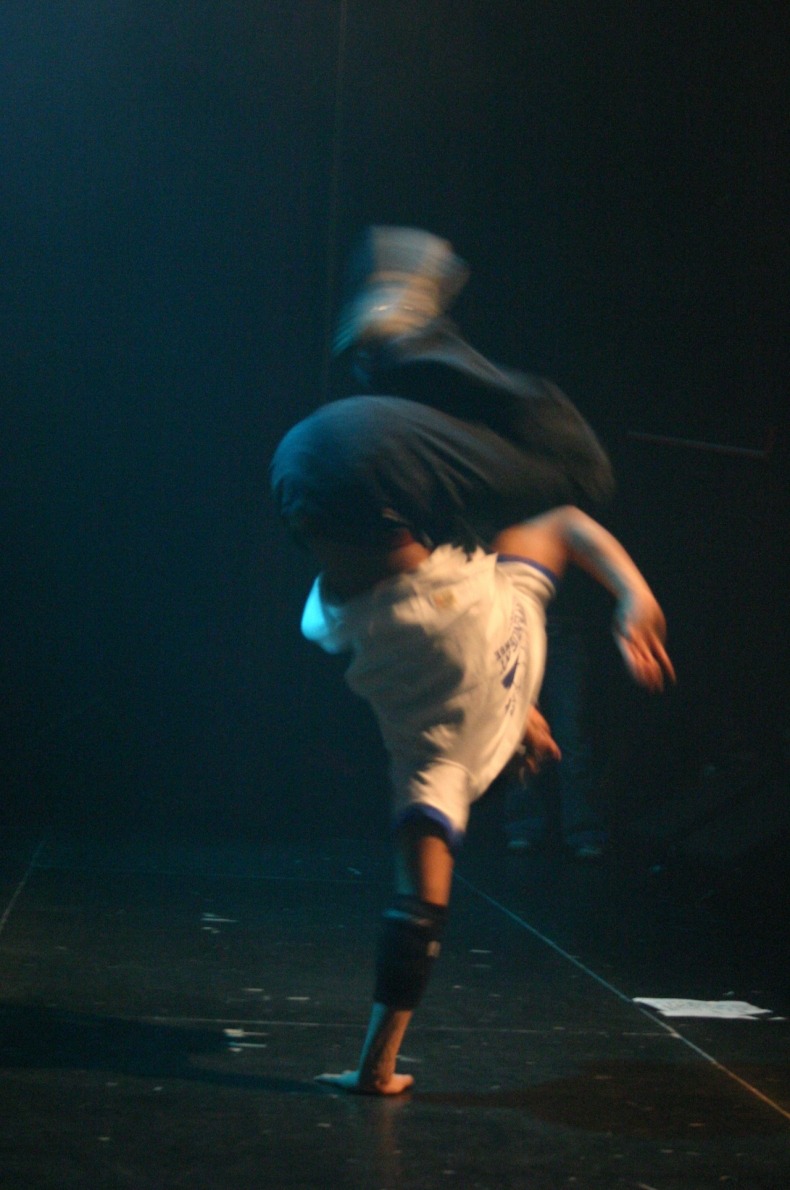 Urban Dance Sessions + Battle Of The Year Benelux