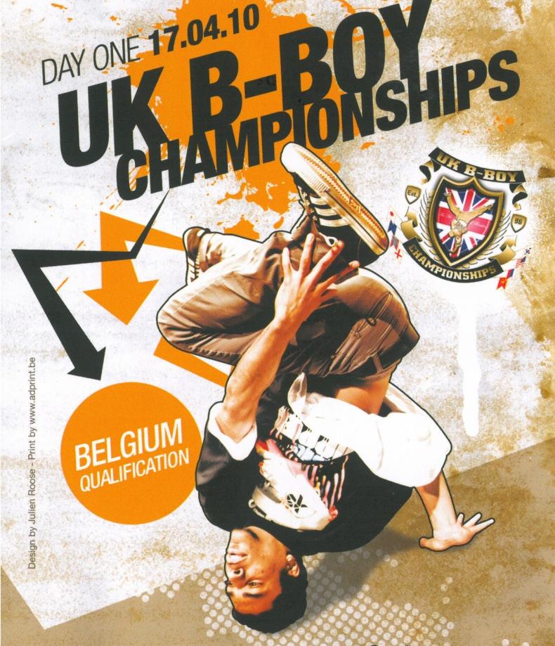The UK BBOY Championship - Belgium Qualification